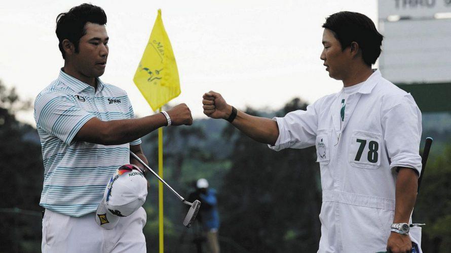 素直に松山選手のマスターズ優勝おめでとう!
