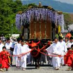 5月15日は葵祭でしたね。